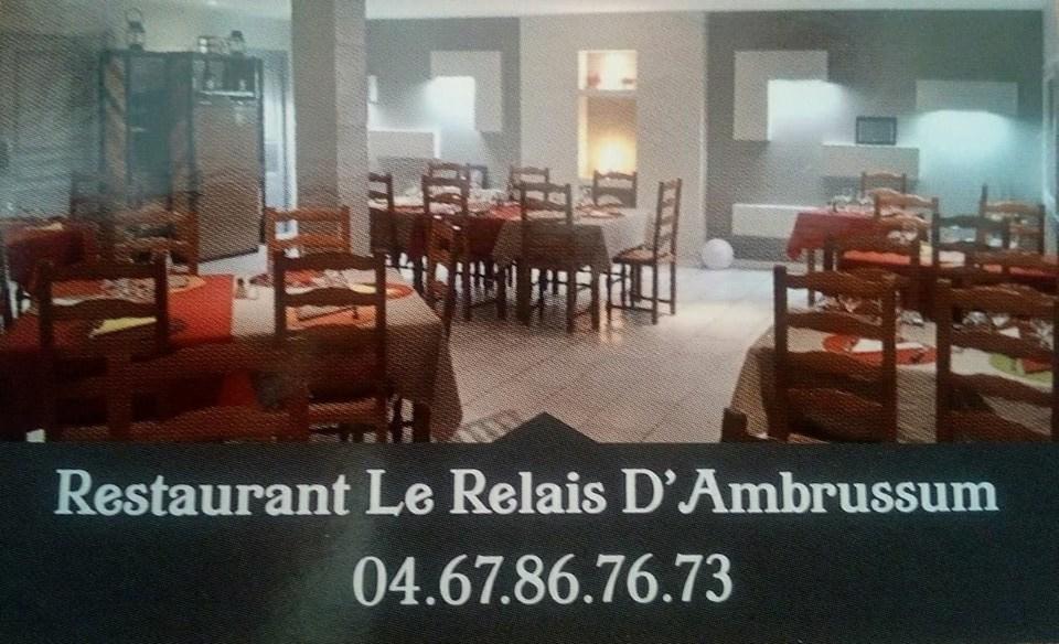Restaurant Le Relais d'Ambrussum à Villetelle
