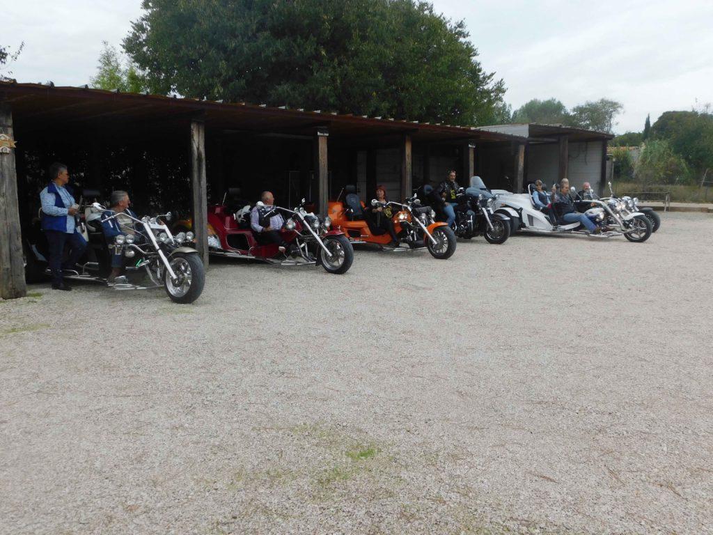 hangar à motos